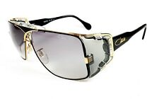 Cazal 955  Sunglasses Color 301 Black-Gold  / Gray lenses  size 63 new