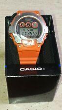 Casio Colour Series Orange Digital Illuminator Watch Boxed water resist