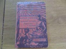 MANUEL DE L' ELECTRICIEN - INSTALLATIONS BIBLIO PRO 1922 ELECTRICITE MAURER