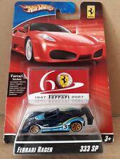 Hot Wheels Ferrari Racer Ferrari 333 SP