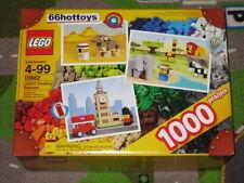 LEGO 10682 Bricks & More Creative Suitcase  NEW