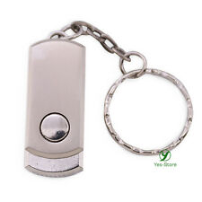 Swivel Fold USB Flash Drive Pen 8G 8Giga 8GB 5PCS Memory Stick Metal Keychain
