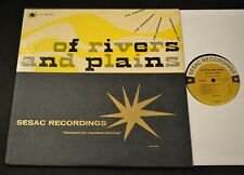 RARE SESAC LP The Jordanaires Sesac 1401 Of Rivers And Plains