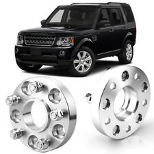 2pcs Wheel Spacers Centric Hub Adapters 5x4.7 72.6mm For Land Rover Discovery 4