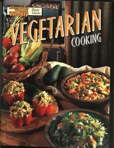 Australian Women's Weekly VEGETARIAN COOKING p/b 1998 vgc free post eating well