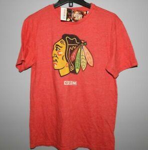 NHL CCM Vintage Chicago Blackhawks #81 Hockey Shirt New Mens Sizes MSRP $35