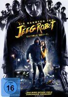 Sie Nannten Ihn Jeeg Robot (DVD Edizione Germania) Audio ITA - Nuovo
