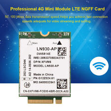 LN930-AP 150M Wireless 4G WWAN NGFF LTE FDD DC-HSPA+ WiFi Module Card For Laptop