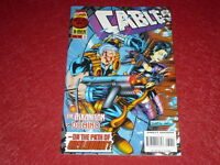 [ Bd Marvel Comics Deluxe USA] X-Men - Cable #32-1996