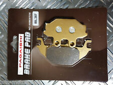 SEMI METAL REAR BRAKE PADS FOR PGO BR 600 I Bug Racer 12 R