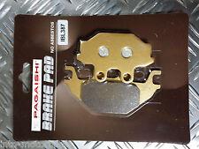 SEMI METAL FRONT OR REAR BRAKE PADS FOR SYM Quadlander 300 08-10 F&R