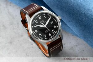 IWC Mark XVIII Special Edition Automatik Stahl Herrenuhr IW327003 NP: 4650 €