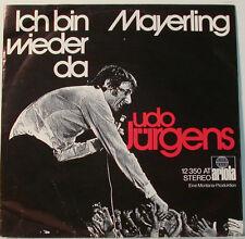 Udo Jürgens - Ich bin (JE SUIS ) Encore une fois DA - 1NE Montana