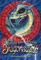 Drake, Salamanda, Riding the Storm (Dragonsdale), Very Good Book