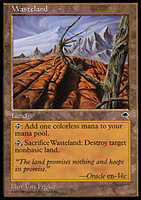 Lande Desolate - Wasteland MTG MAGIC Tem Tempest English EXCELLENT
