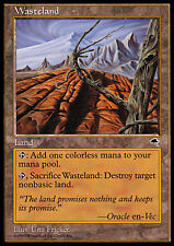 Lande Desolate - Wasteland MTG MAGIC Tem Tempest English EXCELLENT