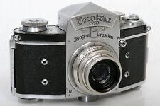 Exakta VX 35mm Camera 696609 With Zeiss Tessar 50mm f3.5 Lens