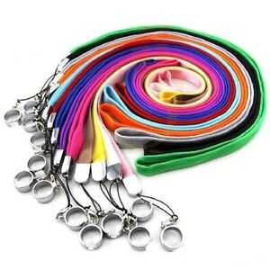 Neck Lanyard Strap - 2 Pack - Colours