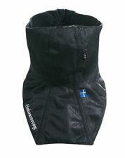 Halvarssons Neck Collar Windproof Water Resistant Fleece Neck Tube - Black