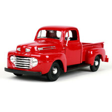 1/25 Diecast Allory  Maisto 1948 Ford F-1 PICKUP Red Car Collection Gift