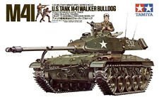 Tamiya 1/35 U.S. M41 Walker Bulldog Plastic Model Assembly Kit #35055