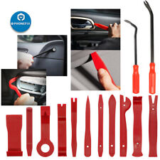 32PCS Auto Trim Removal Tool Set Car Dashboard Panel Pry Clip Pullers Install