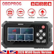 NEW OBDPROG M500 Car Mileage Odometer Tool OBD2 Correction Diagnostic Reset Tool
