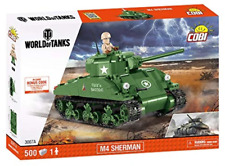 Multicolor Cobi Blocks Small Army//2389//M18 Hellcat Building Kit