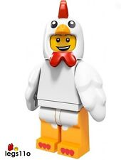 OFFICIAL LEGO - Easter Chicken Suit Guy - minifigure NEW