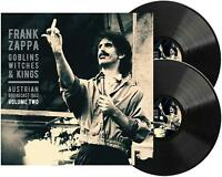 FRANK ZAPPA ‎– GOBLINS WITCHES & KINGS BROADCAST VOL.2  2x VINYL LP (NEW/SEALED)