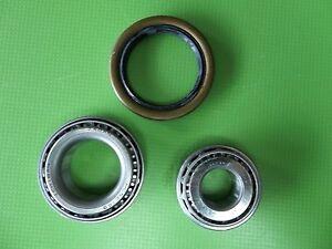 Fits to Toyota Tercel 91-99 Rear Wheel Bearings + Seals