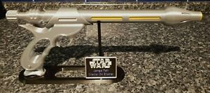 Westar 34 Mandalorian Blaster pistol prop cosplay Jango Fett 3D Printed
