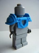 LEGO NEXO KNIGHTS MINIFIGURE LIGHT BLUE ARMOUR ACCESSORY KNIGHTS CASTLE SOLDIER