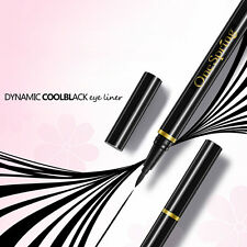 OneSpring Dynamic Cool Black Eyeliner Pencil Waterproof Naturally makeup