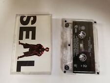 Seal [1991] by Seal (Cassette, Jun-1991, Sire Records) R&B Soul RNB Self Titled