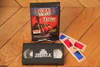 La fin de Freddy L'ultime cauchemar VHS K7 Video Secam UGC