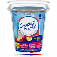Crystal Light Variety Pack (44 Packets)   Refreshing Fruity Flavors:.