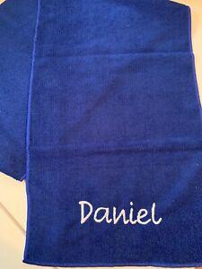 Personalised Microfibre Sports Towel