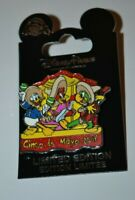 Disney Cinco de Mayo 2018 Three Caballeros Pin 128120 Limited Edition