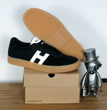 Huf Worldwide Footwear Skate Schuhe Shoes Soto Black Suede 7/39