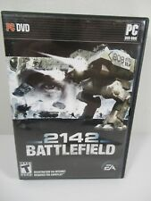 Battlefield 2142 for the PC Complete with manual, disk , case and case art