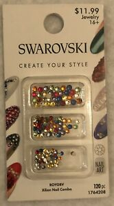 Swarovski Crystal Nail Art
