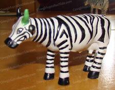 The Greenhorn Mini Moo (CowParade, 27588) New York City, 2000 (Zebra Cow)