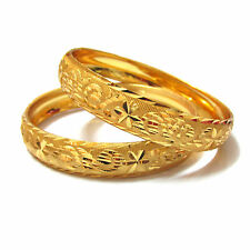 Rabbi Gold-plated 2pc Kaveri Bangles Set kada bracelet  (size 2.2)