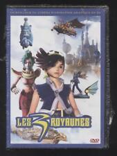 NEUF DVD LES 3 ROYAUMES animation asiatique en 3D SOUS BLISTER en français