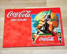 BEL VECCHIO Coca-Cola calendario 2007 USA COKE CALENDARIO