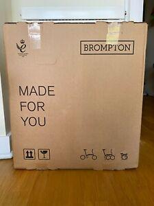 2020 Brompton M6L Folding Bike - Brand New in Box 6 Speed