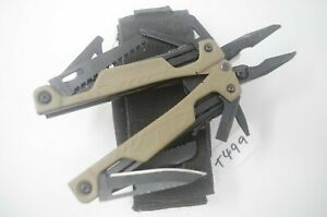 Coyote Tan Leatherman OHT Multi-Tool Pocket Knife Pliers One-Handed Opening
