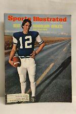 Sports Illustrated Magazine April 29, 1974 Utah's Bruce Hardy 3 Sports