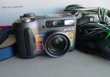 Sony Cyber-shot DSC-S85, Perfect Digital Camera for taking eBay listing photos.